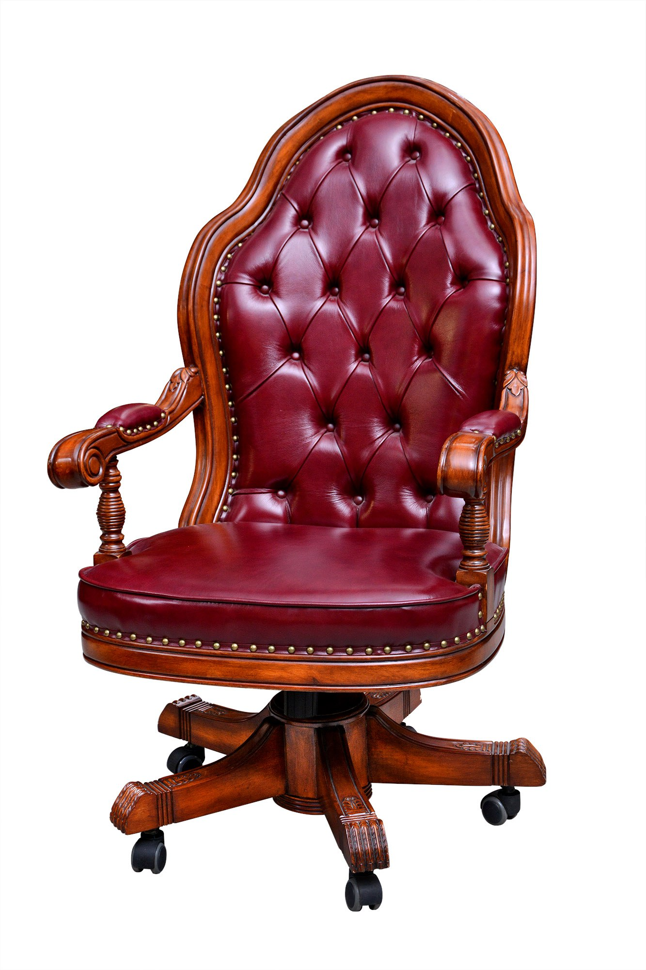 Стильное кресло руководителя.