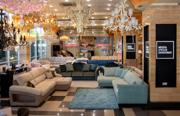 Мебель братьев Баженовых — открытие нового салона в Sneha City! ⠀
