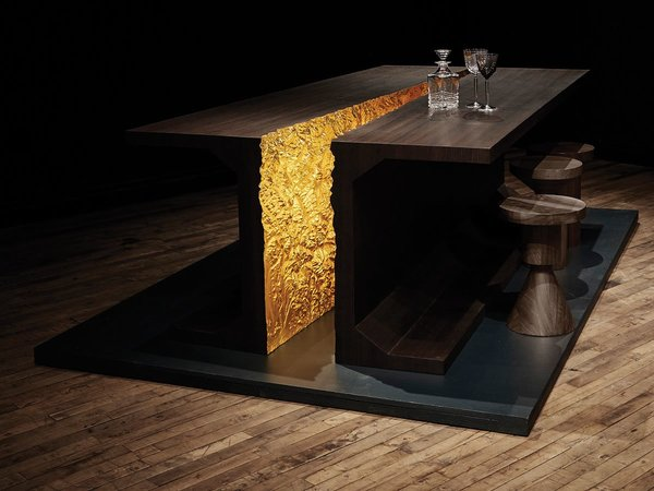 3. HOMMAGE Limited Edition Dining Table by Thierry Dreyfus